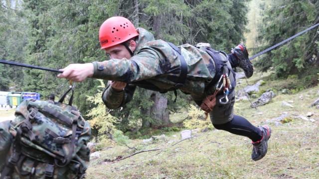 Bundeswehr Abenteuer-Camps der Bundeswehr