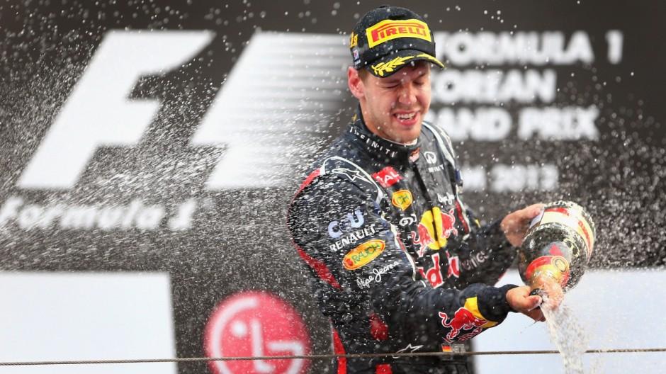 F1 Grand Prix of Korea