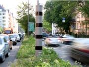 Poliscan Radar Verkehr Polizei