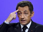 Sarkozy, Geste