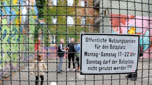 Glockenbachviertel Umstrittenes Bauprojekt