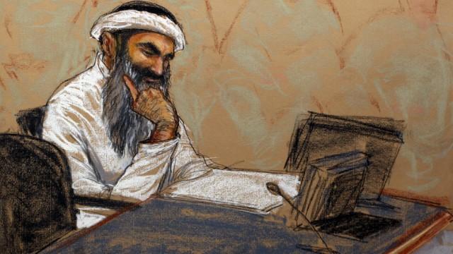 Guantanamo Prozess gegen Hintermänner von 9/11