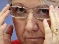 File photo of German Education Minister Schavan