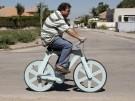 Fahrrad aus Pappe