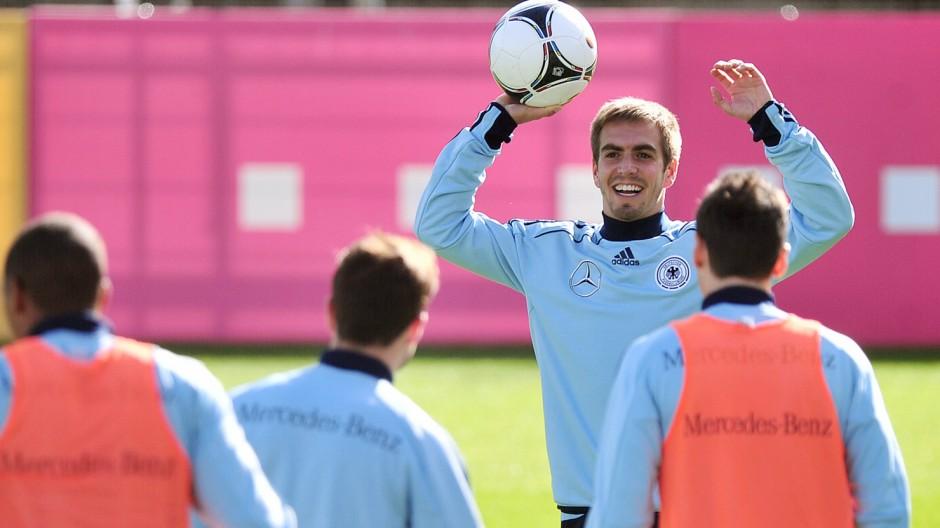 Fußball-Nationalmannschaft - Philipp Lahm