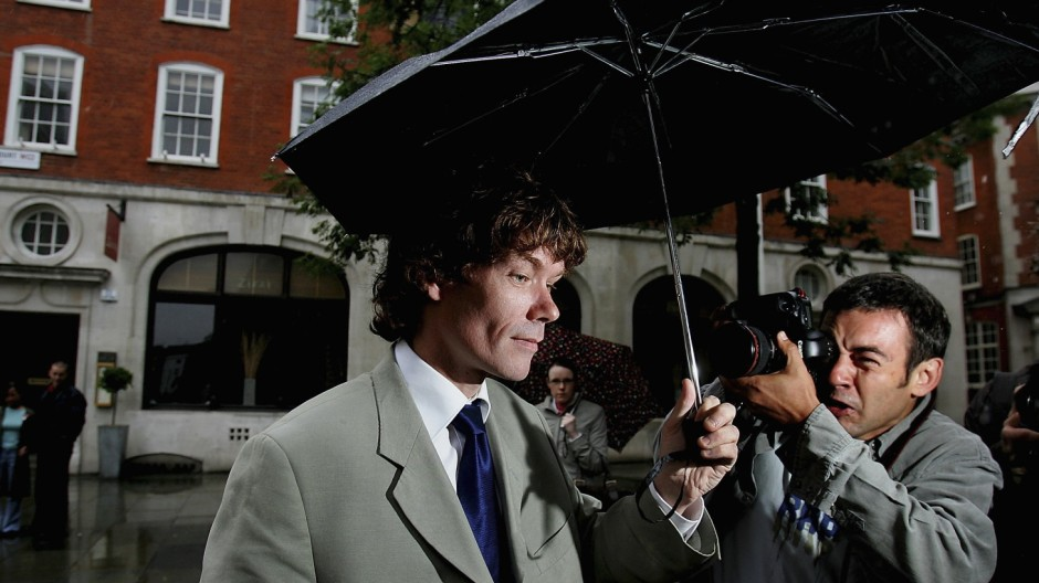 FILE: Home Secretary Blocks The Extradition Of Computer Hacker Gary McKinnon