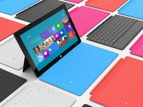 Microsoft Surface Tablet iPad Apple Konkurrenz