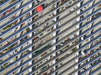 Berlin - bunte Balkone