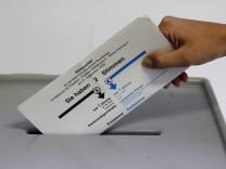 Vorberichte zum bevorstehenden Wahlrechts-Urteil des Bundesverfassungsgerichts