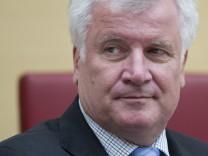 Moderate Töne zu Griechenland: CSU-Chef Horst Seehofer