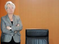 Plagiatsvorwürfe gegen Bundesbildungsministerin Annette Schavan