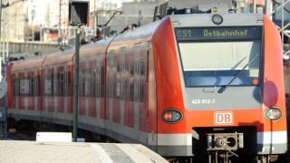 Olympiabewerbung Durchsagen in der S-Bahn