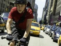 """Joseph Gordon-Levitt als Wilee im Actionfilm """"Premium Rush"""""""