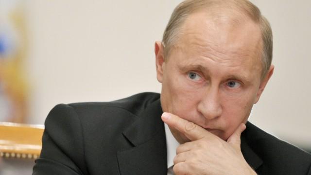 Kremlchef Putin Rosneft BP