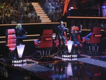 So werben die Coaches um die besten Stimmen Deutschlands