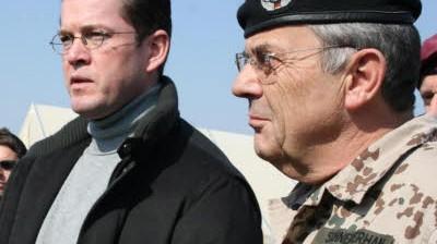 Kundus-Affäre Verteidigungsminister Guttenberg