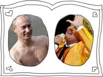 Wladimir Putin kauft Villa auf Marbella neben Rod Stewart