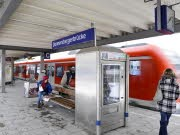 S-Bahnhof Donnersberger Brücke