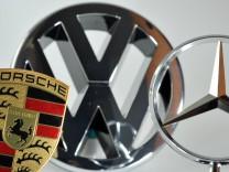 Porsche  VW  Daimler