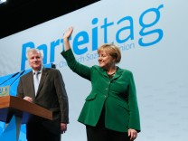 Bavarian Christian Democrats Hold Annual Party Congress