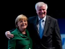 CSU-Parteitag 2012