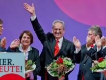 Christian Ude beim Landesparteitag der Bayern-SPD
