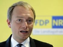 FDP-Politiker nennt SPD 'eine Gefahr fuer Deutschland'