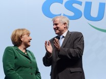 GERMANY-POLITICS-CSU-PARTY CONGRESS