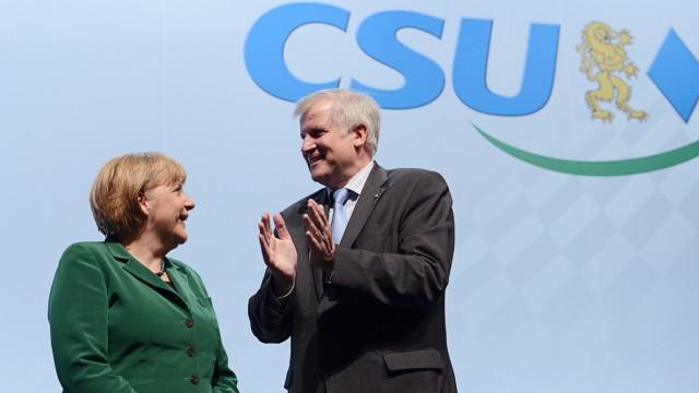 GERMANY-POLITICS-CSU-PARTY CONGRESS