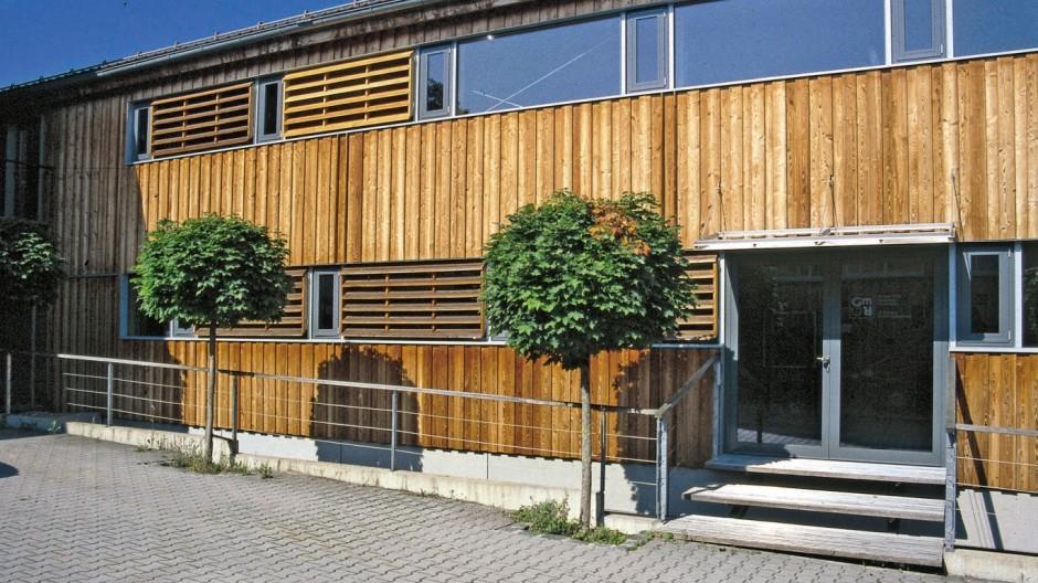 Gewerbegebiet Hohenthann