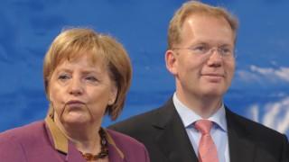 Merkel in Stuttgart