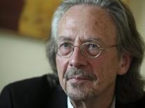 Literaturdienst - Peter Handke