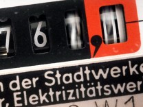 Strom Strompreis Stromzähler Haushalt Kilowatt