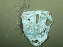 Plastikmüll in der arktische Tiefsee nimmt stark zu