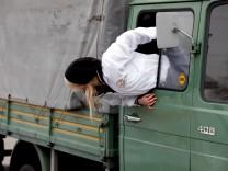 Frau ist Deutschlands Einparkmeister