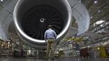 Boeing Boeing-Werk in den USA