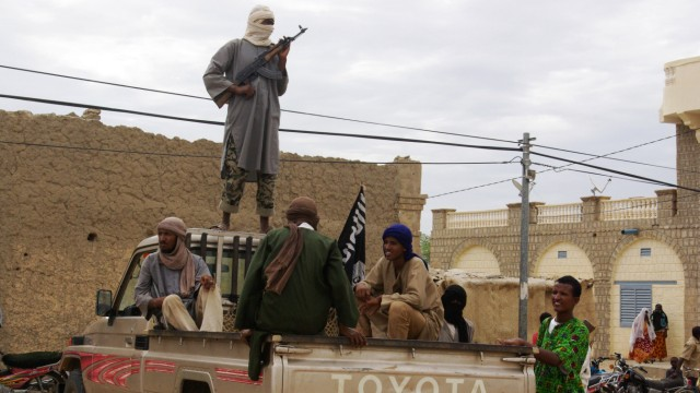 Dirk Niebel Niebel zu Bundeswehr-Einsatz in Mali