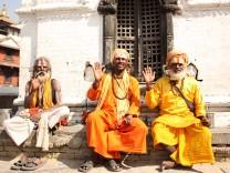 Nepal Kathmandu Himalaya Religion