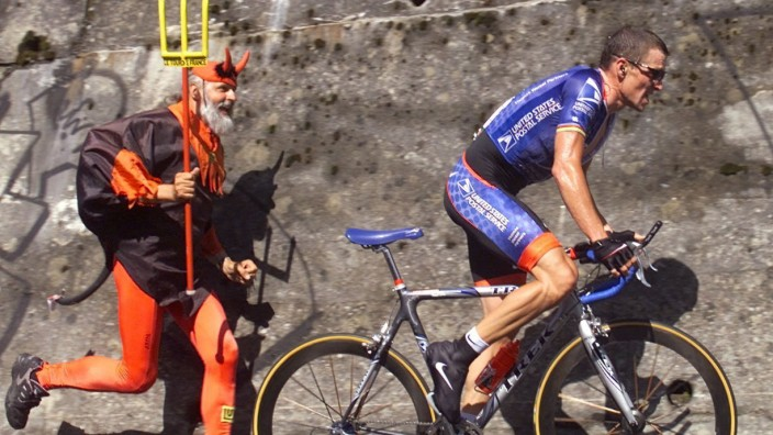 Armstrong verliert nach Dopingaffäre alle sieben Tour-Titel