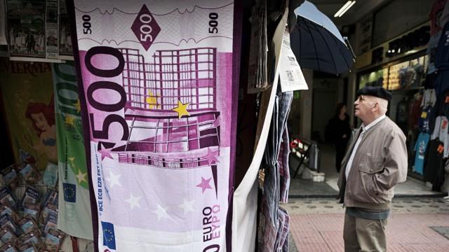 Schuldenkrise in Europa Schuldenkrise in Griechenland
