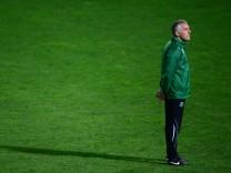 Europa League Training Hannover 96