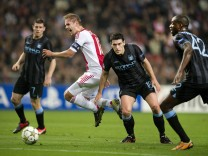 Ajax vs Manchester City