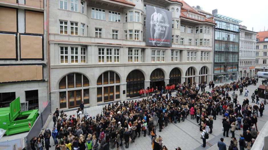 Münchner Milliardenspiel Münchner City