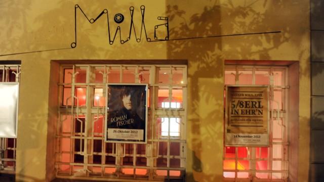 Bars Live-Club Milla im Glockenbachviertel