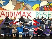 Besetzung Audimax Studentenproteste