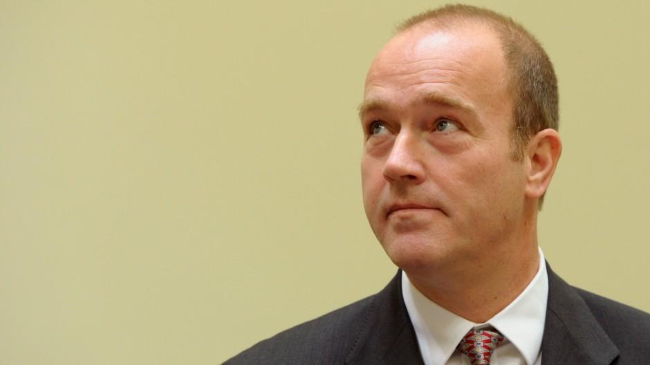 Ex-BayernLB-Vorstand Gribkowsky