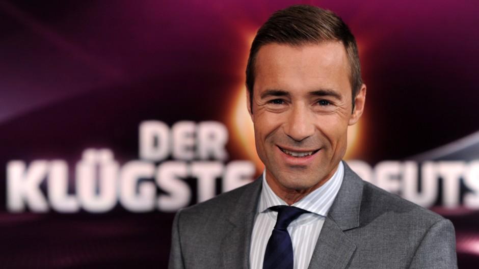'Der klügste Deutsche' mit Kai Pflaume
