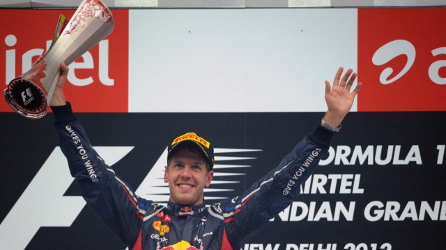 Formel 1 Formel 1 in Indien