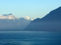 Ein Tsunami erschuetterte den Genfer See im 6. Jahrhundert
