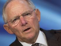Lehnt einen neuen Schuldenschnitt für Griechenland ab: Bundesfinanzminister Wolfgang Schäuble